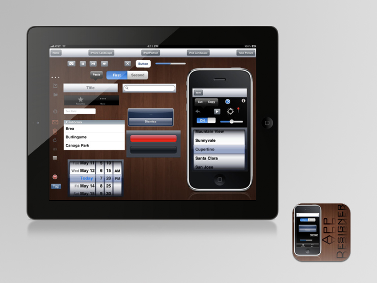 23 essential ipad apps for web designers and developers omnigraffle for ipad malvernweather Gallery
