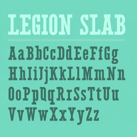 Legion Slab