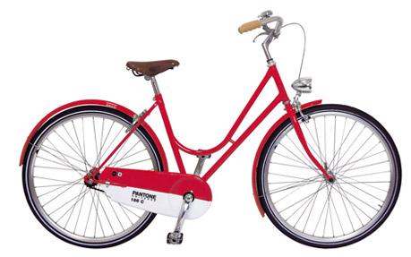 Pantone Bicycle