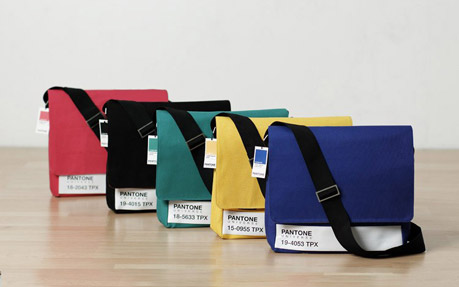 Pantone Messenger Bag