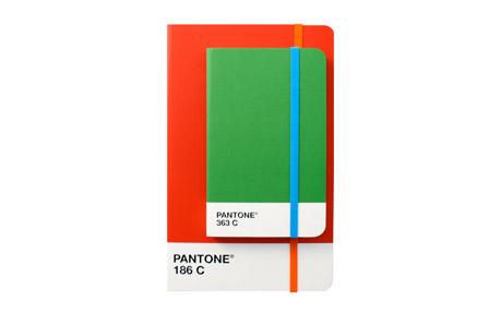 Pantone Notebook