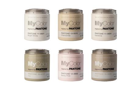 Pantone MyColor