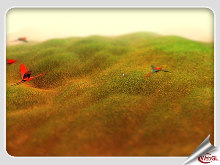 WebGL Terrain