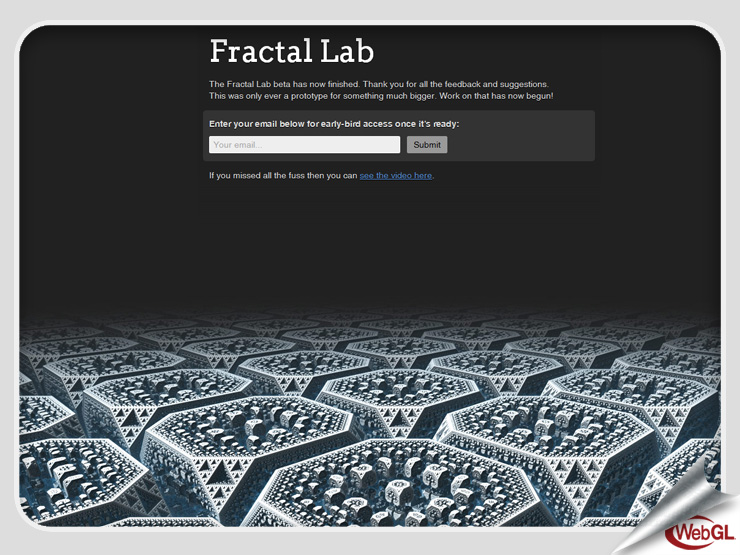 Fractal Lab by subBlue