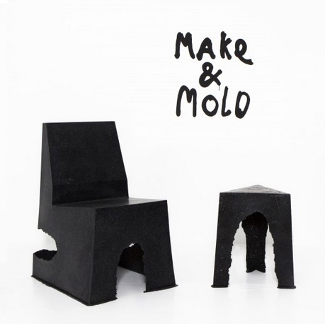 Make and Mold Chair