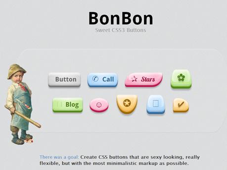 BonBon Buttons