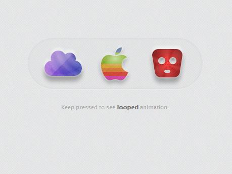 Animated Icons, by Simurai