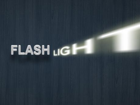 Flash Light, by Simurai