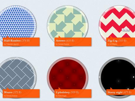 CSS3 Patterns