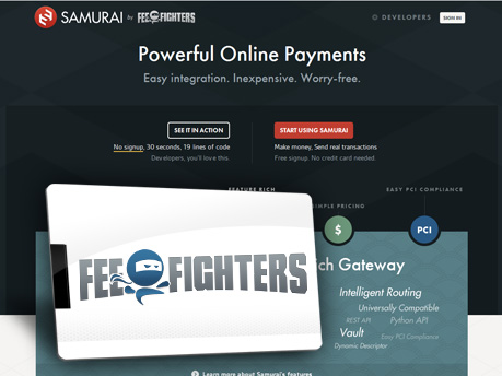 Samurai, by Feefighters