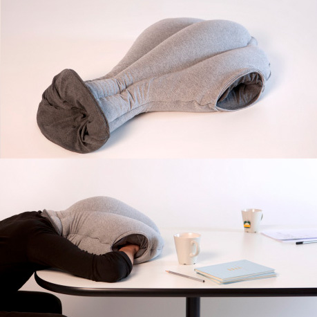 OSTRICH, pocket pillow for nap