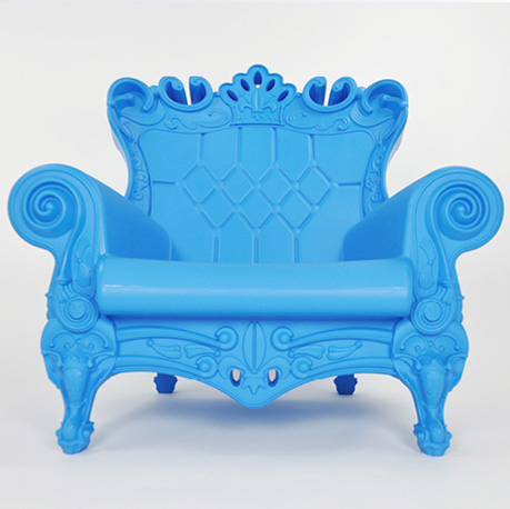 Queen of Love Armchair by Moro-Pigatti