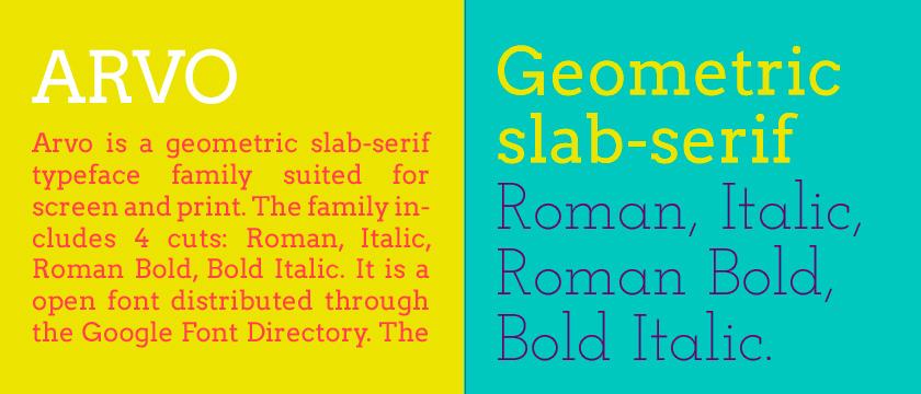 20 Best Web Fonts from Google Web Fonts and @font-face Ubuntu Font
