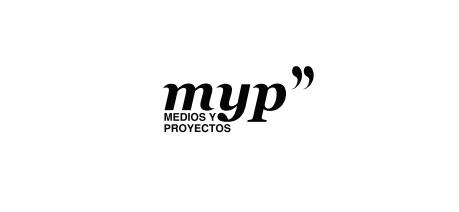Logo Medios y Proyectos