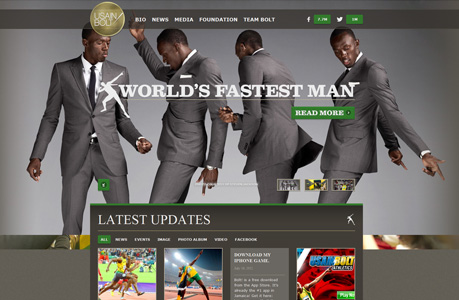 50 Inspirational Sports Related Websites