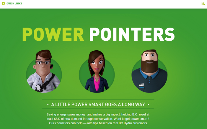 BC Hydro – Power Smart Month