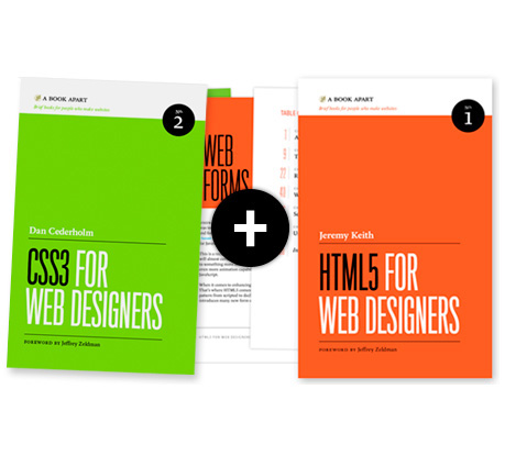 "Win 3 amazing  ""HTML5 & CSS3 FOR WEB DESIGNERS""  book sets"