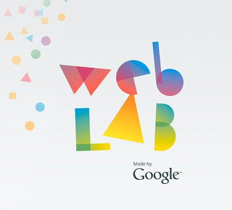 Site of the Month August 2012: Chrome Web Lab