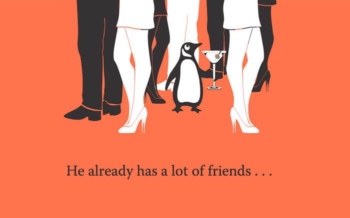 Impress A Penguin