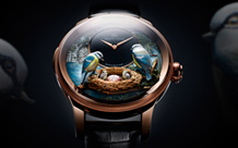 Jaquet Droz - The Bird Repeater