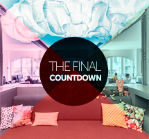 Creative Spaces Contest: the Final Countdown