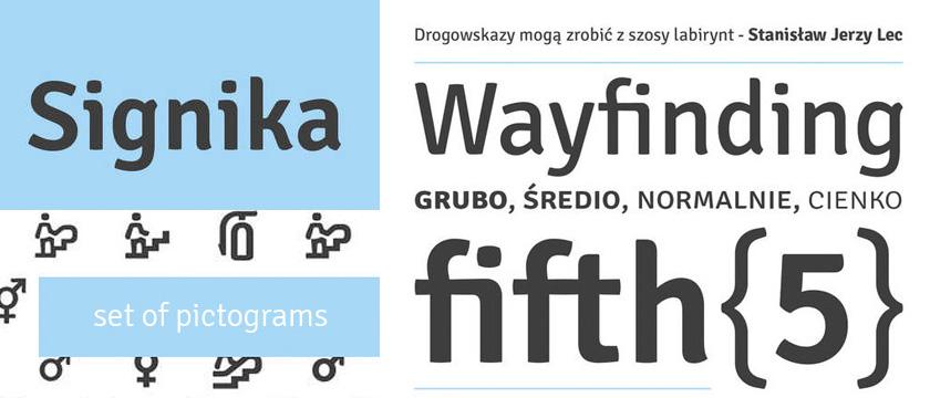Signika Sans Serif Free Font