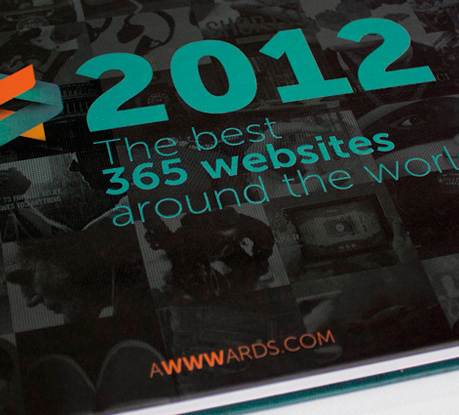 "The new Awwwards Book ""The best 365 Websites around the World"" is finally here!!"