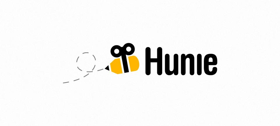 Hunie Logo
