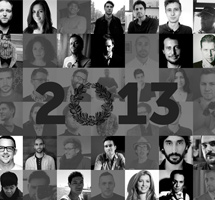 Presenting the new Awwwards Jury 2013