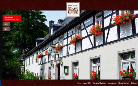"Historic Restaurant ""Zur Linde"""