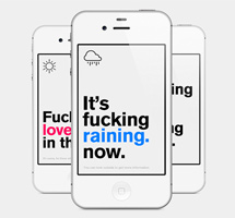 Authentic Weather: Probably the Most Honest Weather App