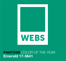 Think in Green! Selected Websites in Shades of Emerald, Inspired by PANTONE's Color of the Year