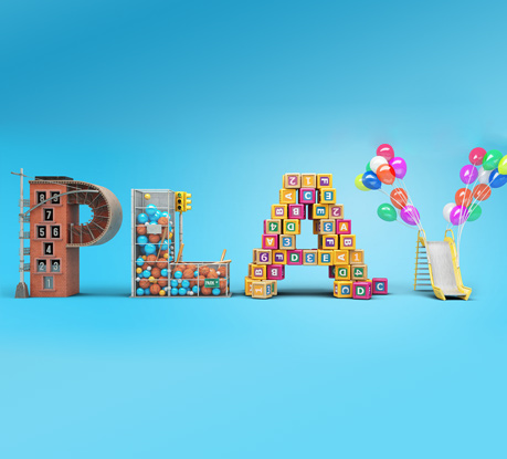 Playing with Typo: Creative 3D Lettering Examples