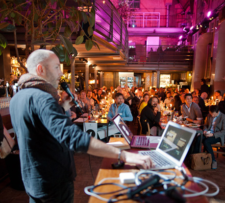 Digital Dinner Amsterdam Write-up