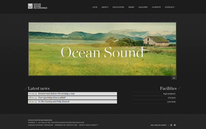 Ocean Sound Recordings
