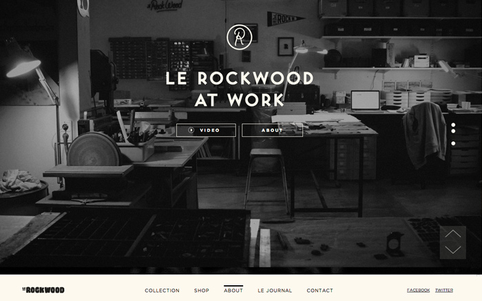 Le Rockwood · Rock With Us