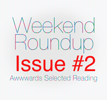 Weekend Roundup #2