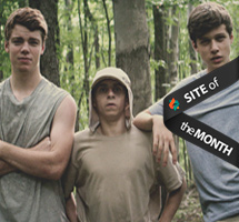 Site of the Month June 2013: 'The Kings of Summer' Tumblr Site