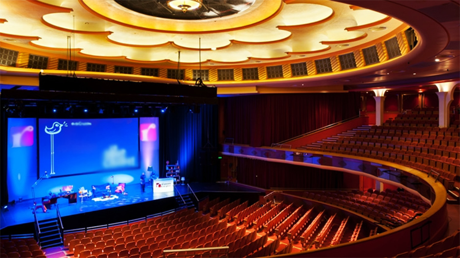 Venue: Brighton Dome