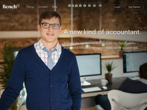 Bench — The online accountants.