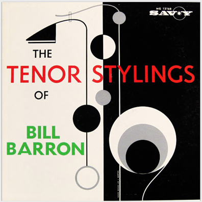 Bill Barron - The Tenor Stylings