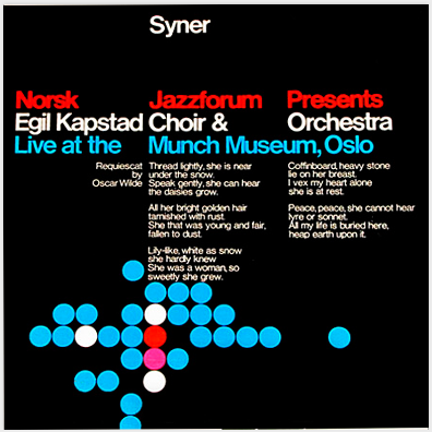 Egil Kapstad Choir & Orchestra - Live