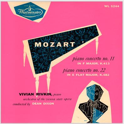 Mozart - Piano Concerto No. 11 & 22