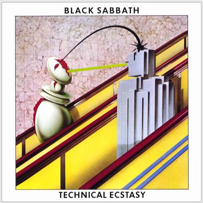 Black Sabbath - Thechnical Ecstasy