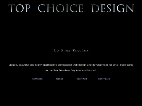 Professional Web Design For Small Business | Top Choice DesignTop Choice Design