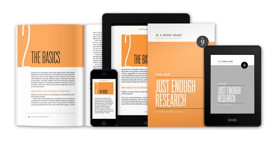 Just Enough Research and The Elements of Content Strategy