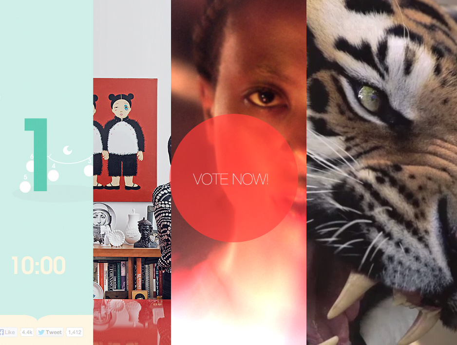 Vote Site Of The Month September 2013 Awwwards