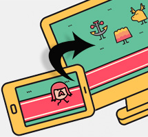 6 Examples of Desktop Sites Synced with Mobile Devices