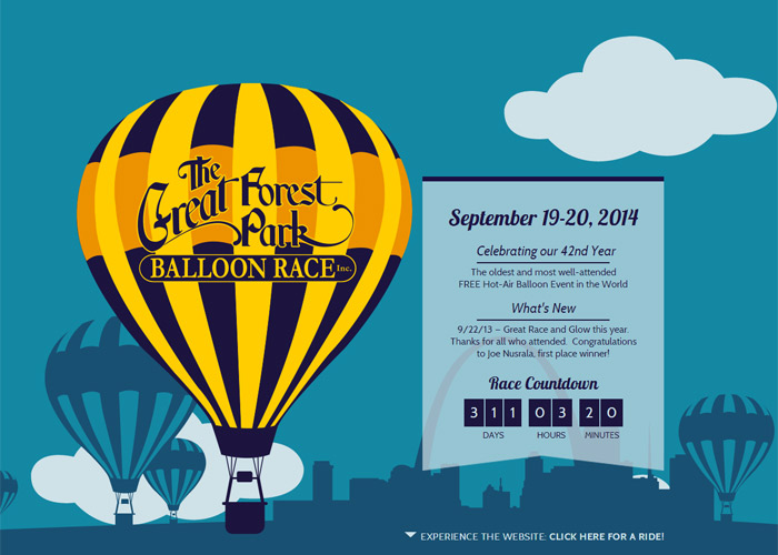 Great Forest Park Balloonrace
