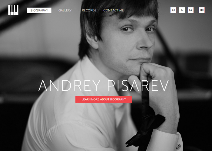Andrei Pisarev — The Official Website
